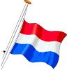 vlag halfstok voor aanslag in Apeldoorn
